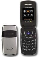 Sprint launches Samsung SPH-A420