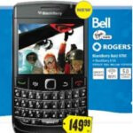 BlackBerry Bold 9780 is coming to Best Buy Canada on November 9th for $149.99