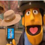 "Sesame Street teaches kids about ""There's an App for That"""