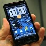 Data problems affecting HTC EVO 4G