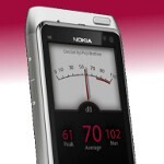 Decibel meter for Symbian^3 and S60 v5