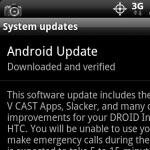 Maintenance update for the HTC Droid Incredible is starting to roll out