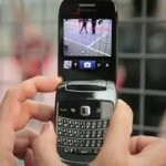 BlackBerry Style 9670 commercial informs you to commit to the flip