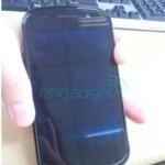 Nexus S is captured in the flesh on film?