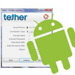 Tether now available for all Android devices