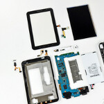 Tearing down the Galaxy Tab