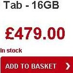 Samsung Galaxy Tab drops in price to £479 in the UK