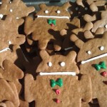 More Gingerbread men spotted at the Googleplex?