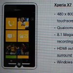 Sony Ericsson Xperia X7 & X7 mini are on their way flaunting Windows Phone 7?