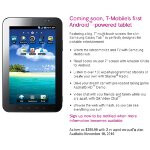 Samsung Galaxy Tab now enabled to make phone calls