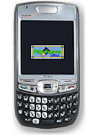 Treo 750 GSM for Cingular