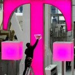 T-Mobile lowered the curtain on its