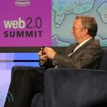 Eric Schmidt has Google Nexus S in hand, says that it and Android 2.3 just a few weeks away
