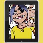 Gorillaz's next album is created on Apple iPad