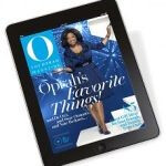 Oprah releases her magazine app for the iPad