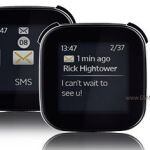 Sony Ericsson's LiveView Android watch available now for €50 (US$67.50)