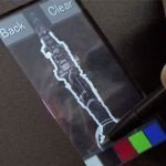 Hitachi unveils a capacitive screen that also reads stylus input
