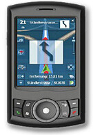 Artemis - HTC's first GPS-enabled phone