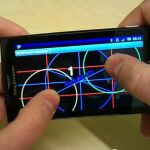 Sony Ericsson Xperia X10 gets multi-touch