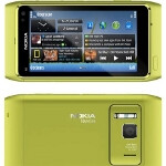 Dell has the unlocked Nokia N8 for $450 - oh, the color on this one!