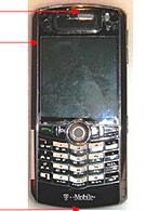 RIM Pearl 8100g - the slimmest Blackberry