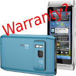 "Nokia: ""small number"" of Nokia N8 phones fail turning on, warranty will cover"