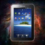 The dual-core Samsung Orion chipset shows up in a tablet form