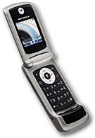 Motorola W220 receives FCC approval