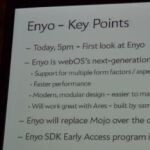 Palm unveils 'Enyo' SDK for multiple form factors