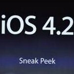 iOS 4.2 now ready for Apple iPhone, iPod and iPad