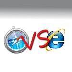 Internet Explorer and Safari speeds even out