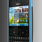 Nokia X2-01 and C2-01 are the newest low-end Series 40 feature phones