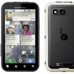 Motorola Defy getting Android 2.2 officially in the Spring