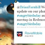 Angry Birds might come to Windows Phone 7 as well, tweets developer