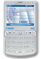 New i-mate QWERTY Pocket PC phone - the JAQ