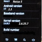 Thanksgiving is here, that's why we have more Nexus S pictures and info, confirmed to run Gingerbread