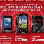 Verizon shows off a Black Friday promo