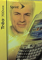 Sprint's Treo 700wx to be available on August 31?