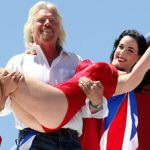 Virgin's Richard Branson hints at the release of his iPad magazine