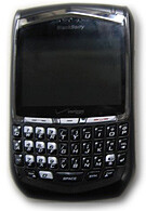 Verizon Blackberry 8703e live photos