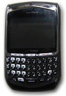Verizon Blackberry 8703e live photos