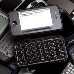 Add a BlackBerry-esque keyboard to your iPhone