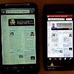 Symbian^3 browser compared to the best and brightest