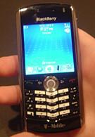 Videos of RIM's Blackberry Pearl