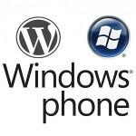 Windows Phone 7 to get WordPress app?