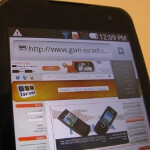 Video shows LG Star in action with its dual-core Tegra 2 processor