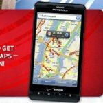 Verizon DROID X ad mistakenly features iPhone screen