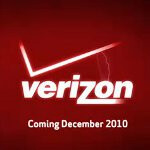 Verizon launches LTE around December 5th