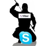 Viber comes to iPhone dressed as a Skype killer