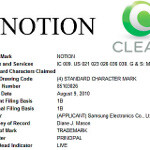Clearwire to launch the Samsung Notion smartphone, outs a WiMAX router